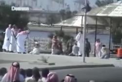 Rare footage shows public beheadings in Saudi Arabia | Middle East Eye