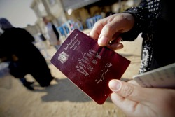 Syrian passports found at Paris attacks scene were fakes made in Turkey | Middle East Eye