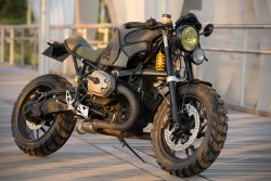 BMW R1200S Animal by Cafe Racer Dreams | HiConsumption