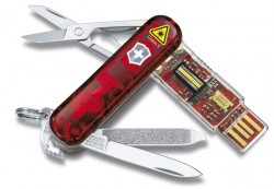 TIL Victorinox have never laid off an employee. To avoid this they set aside profits during boom ...