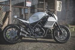 Custom Ducati Diavel by MotoCorsa | HiConsumption