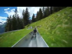 Switzerland Mountain Coaster – YouTube