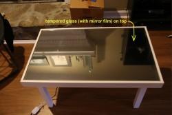 Infinity Mirror Table – Album on Imgur