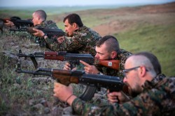 British volunteers in Syrian Kurd forces are 'terrorists', Turkey says | Middle East Eye