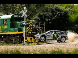 [HOONIGAN] Ken Block's GYMKHANA NINE: Raw Industrial Playground – YouTube