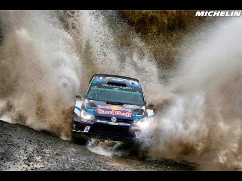 Highlights Leg 1 – 2016 WRC Wales Rally GB – Michelin Motorsport – YouTube