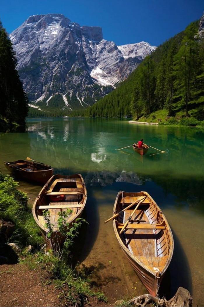 Lake Braise, Italy