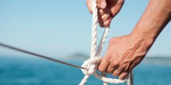 #sundayvideo. 3 Knots you have to Learn to be a real Sailor