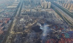 Confirmation Tianjin Was Nuked – This was no chemical fire, this was China's 9-11