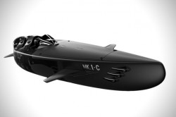 Ortega Mk. 1C Three Seater Submersible | HiConsumption