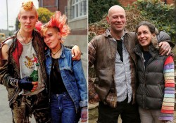 Photographer Tracks Down People He Snapped In His Hometown Almost 40 Years Ago To Recreate The R ...