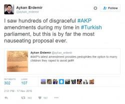 Sick religious laws, Turkey deserves better