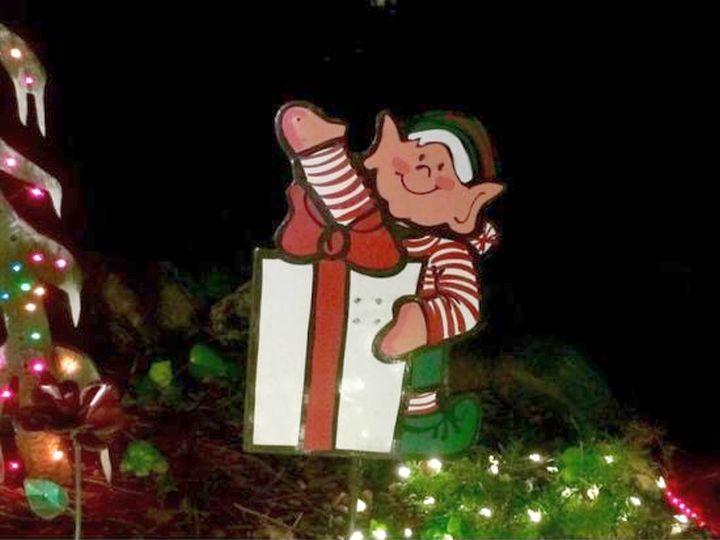 Santa's not so little helper ;-)