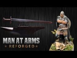 Ulfberht Viking Sword – MAN AT ARMS:REFORGED – YouTube