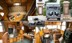 Britain's First Ever Camper Untouched Since 1940 Goes On Sale For $48,000 (Complete With E ...