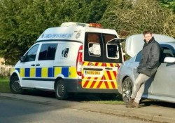 (Shock) BMW driver putting others before himself by blocking Police Speed Camera – 10ways.com –  ...