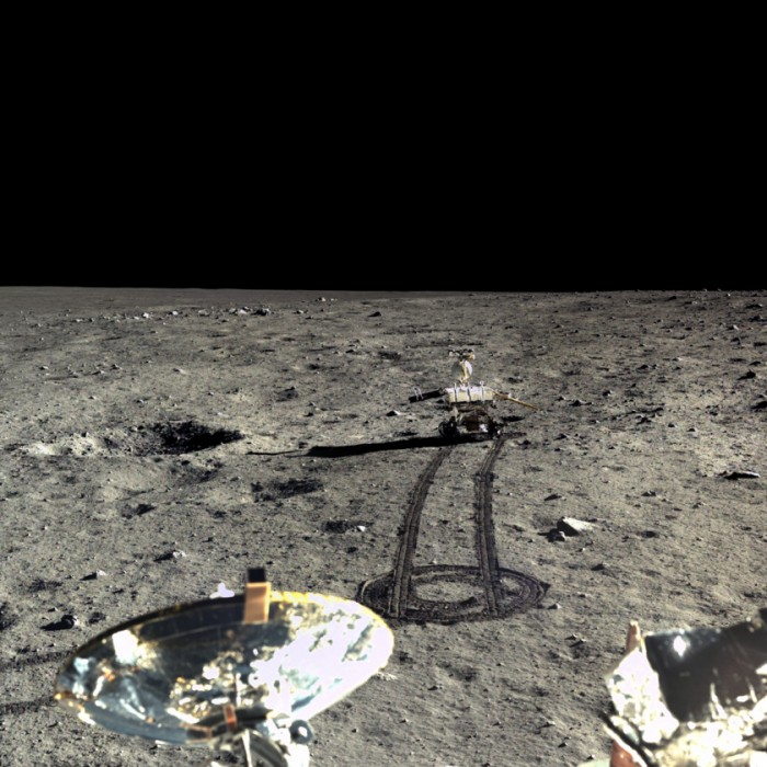 China reaches the moon snapping incredible, never-before-seen high-definition images – EWAO