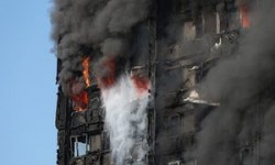 'Fire coming out of every window': London fire witness accounts | UK news | The Guardian