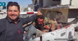 Gruesome Video Shows Oscar-Winning White Helmets Beheading, Dumping Syrian Army Bodies