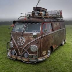14 of the Coolest Custom VW Campervans Ever Built | Home Design, Garden & Architecture Blog  ...