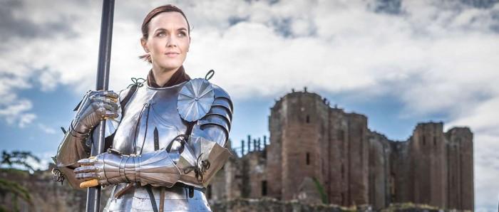 Medieval Knights Season | English Heritage
