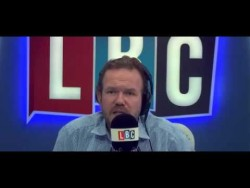 James O Brien's take on the situation with Donald Trump and North Korea – YouTube