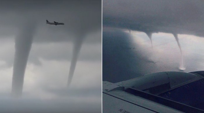 Plane makes harrowing landing in Sochi as tornadoes rip through Black Sea nearby (PHOTO, VIDEO)  ...