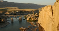 Turkish gov't demolishes 12,000-years-old human heritage in antique Hasankeyf town – Stockholm C ...