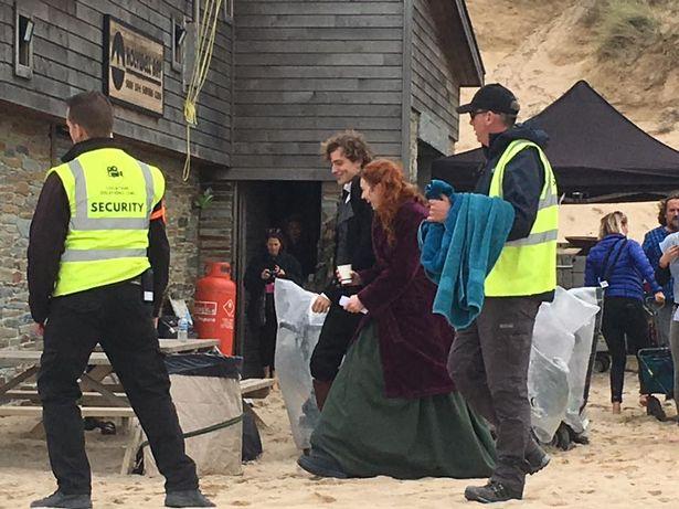 Aidan Turner fan page leaks Poldark filming locations in Cornwall for coming weeks – Cornw ...
