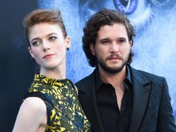 Game of Thrones couple Kit Harington and Rosie Leslie 'buy £1.75m home together in English ...