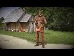 Historical Body Mechanics: Walk Medieval! – YouTube