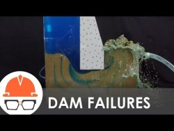 How Quicksand Causes Dam Failures – YouTube