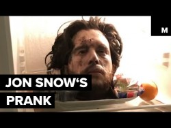 Kit Harington played a horrible prank on his fiancé – YouTube