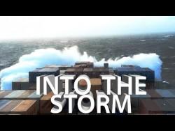 ROUGH SEAS! Bad Weather in Atlantic Ocean  | Life at Sea – YouTube