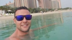 Scot facing jail over Dubai 'hip touch' – BBC News