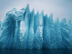 Toblerone Iceberg