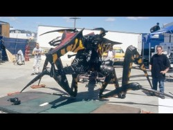 STARSHIP TROOPERS PT.1 Creating Warrior ADI BTS 20th Anniversary – YouTube
