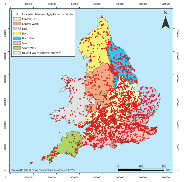 The Rural Settlement of Roman Britain: Introduction