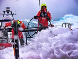 Sailing the Southern Ocean