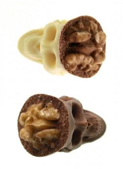 Chocolate Skulls Gone Nuts