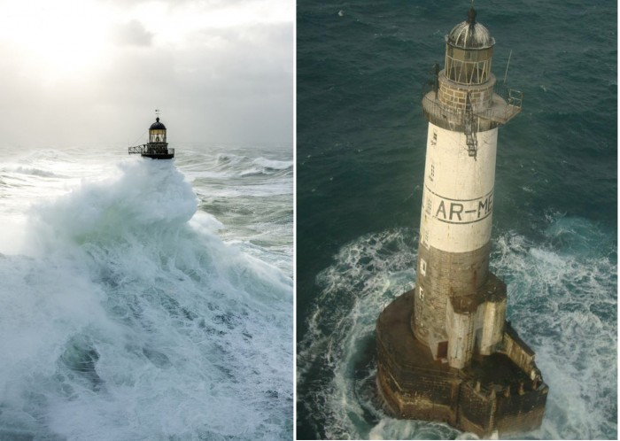Armen Lighthouse, France