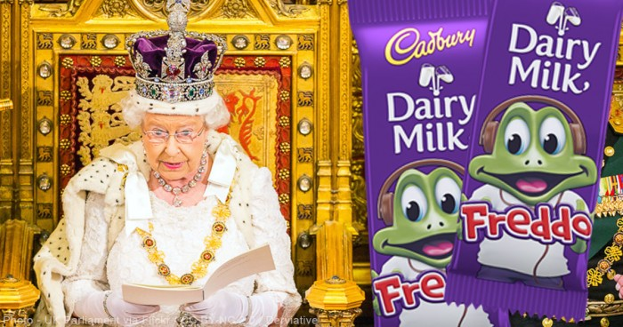 Fat cat monarchy earns average UK salary in one hour | Republic