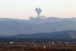 Turkish jets hit YPG in Syria's Afrin ahead of possible land operation