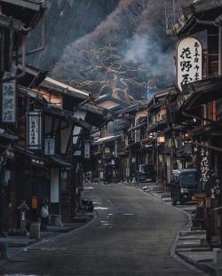 Narai-juku, Japan