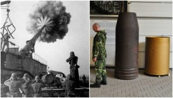 The Great Gustav: The largest Nazi gun in the world, designed by Krupp, could penetrate a 23-foo ...