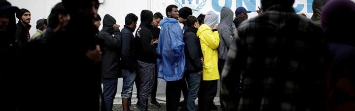 EU-Turkey refugee deal obsolete – Human rights chief | Ahval