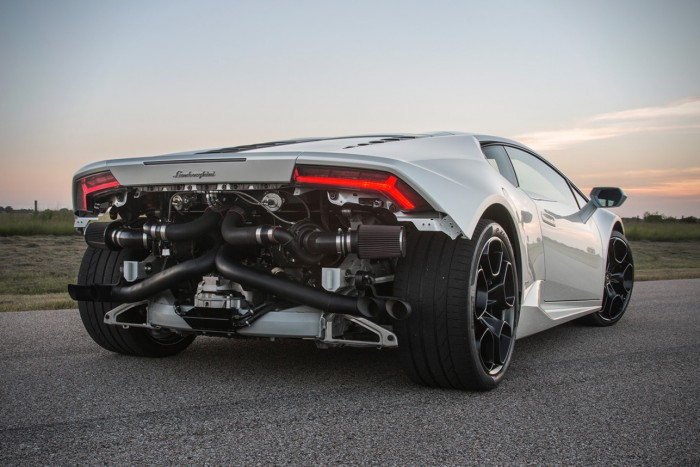 Hennessey Lamborghini Huracan HPE1000 Twin Turbo   HiConsumption