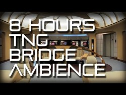 Star Trek: TNG Bridge Background Ambience **8 HOURS** (Wear headphones!) – YouTube
