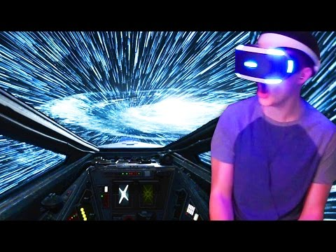 Star Wars: Rogue One – X-WING FIGHTER VR MISSION – YouTube