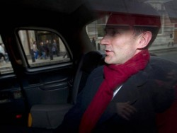 Jeremy Hunt claimed 27p in expenses for half-mile car journey, new figures show | The Independent